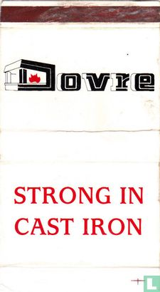 Dovre - strong in cast iron
