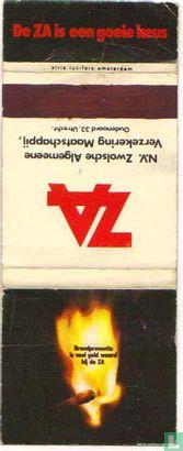 Brandpreventie is veel geld waard bij de ZA
