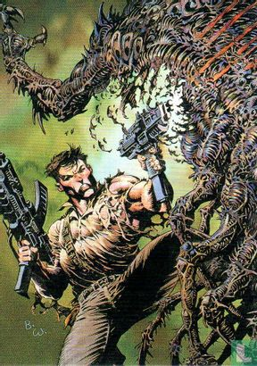 Bernie Wrightson II: More Macabre - Eat Explosive-tipped Lead