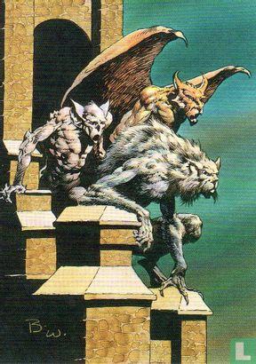 Bernie Wrightson II: More Macabre - A Garniture Of Gargoyles