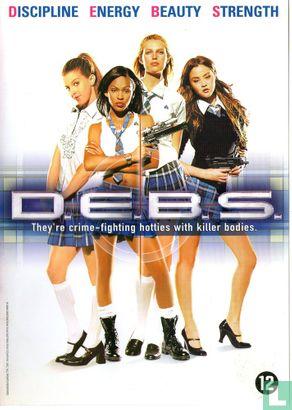 DVD - D.E.B.S.