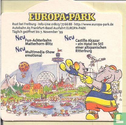Germany - Europa*Park - Fun-Achterbahn / Erdinger