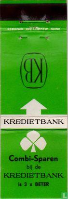 Combi-Sparen bij de Kredietbank