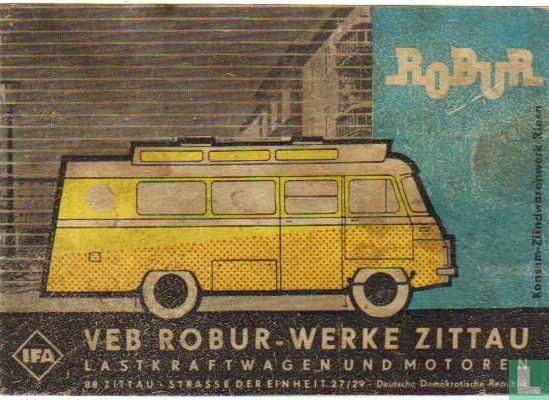 Robur - VEB Robur Werke Zittau