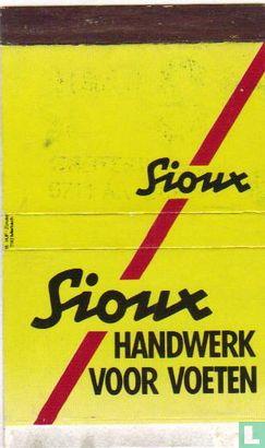 Sioux handwerk voor voeten