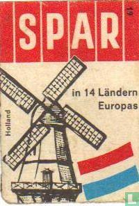 in 14 Ländern Europas - Nederland