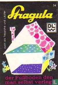 Stragula, der Fussboden den man selbst verlegt
