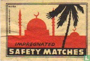 """""""palmboom met moskee"""""""