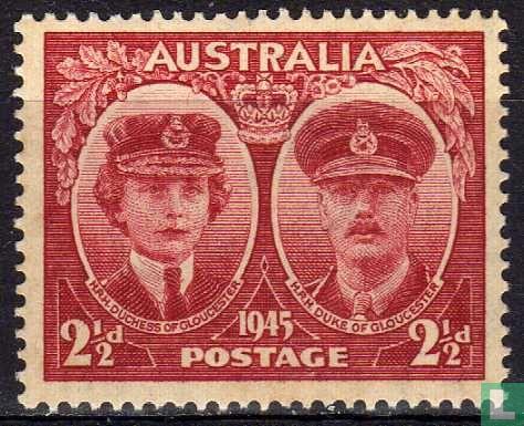 Australie [AUS] - Duc de Gloicester