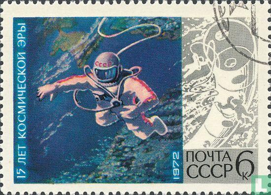 Soviet Union - Cosmic era 15 years