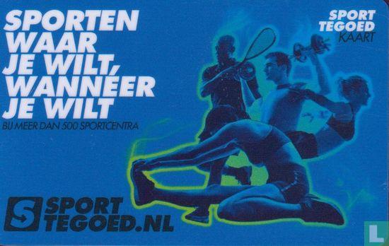 Sport Tegoed - Bild 1