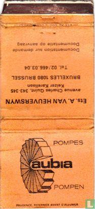 Aubia pompen - A. Van Heuverswyn - Image 1