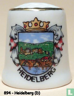 Heidelberg (D) - Schloss Heidelberg