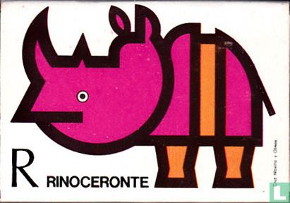 Rinoceronte - Afbeelding 1