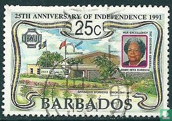Barbados [BRB] - Independence 25 years