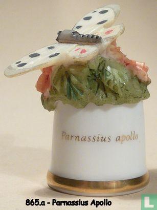 Vlinder - Parnassius Apollo - Image 1