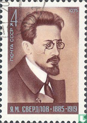 Sovjet-Unie - Jakov Sverdlov