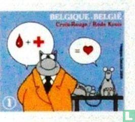België [BEL] - Rode Kruis