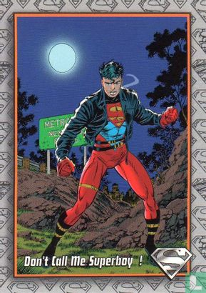 Return of Superman - Don't Call Me Superboy!