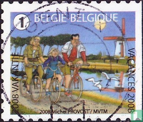 België [BEL] - Zomerzegels