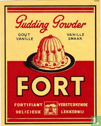 Pudding Powder Fort