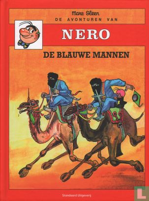 Nero [Sleen] (Nero & Co) - De blauwe mannen