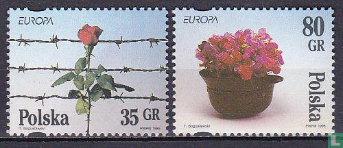 Poland [POL] - Europa – Peace and freedom