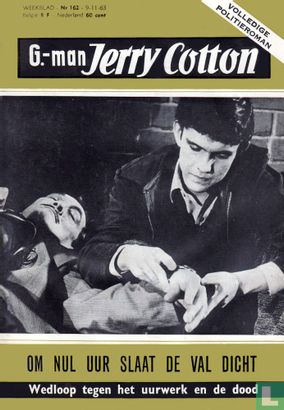 G-man Jerry Cotton 162