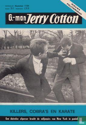 G-man Jerry Cotton 1124