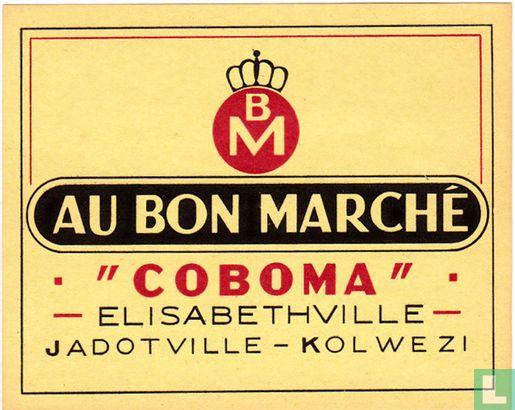 au Bon Marché Coboma