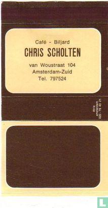 Café Biljard Chris Scholten