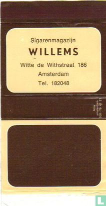 Sigarenmagazijn Willems