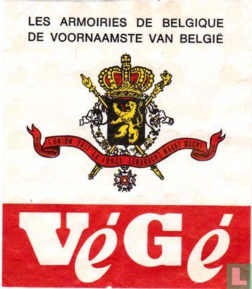 Les armoires de belgique - De voornaamste van België