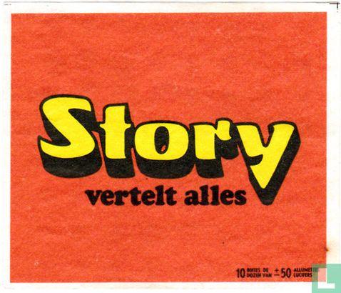 Story vertelt alles