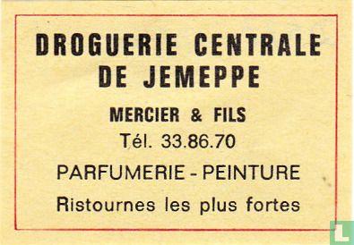 Droguerie Centrale de Jemeppe - Mercier