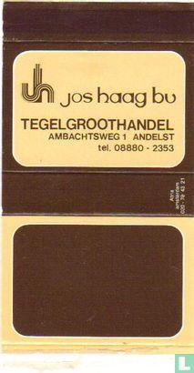 Tegelgroothandel Jos Haag BV