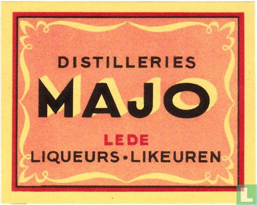 Distilleries  Majo