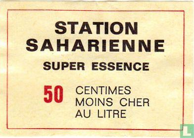 Station Saharienne