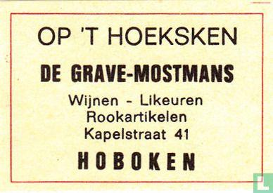 Op 't Hoeksken De Grave-Mostmans