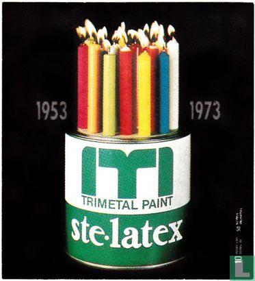 Trimetal Paint - Ste-latex