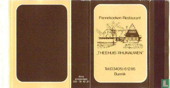 Pannekoeken-Rest. Theehuis Rhijnauwen
