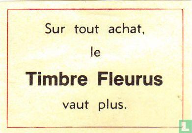 Timbre Fleurus
