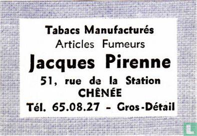 Tabacs Manufacturés Jacques Pirenne - Image 1