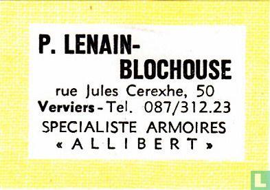 P. Lenain - Blochouse
