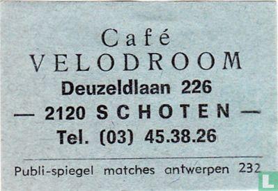 Café Velodroom - Image 1