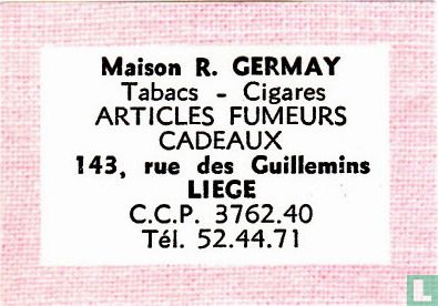 Maison R. Germay