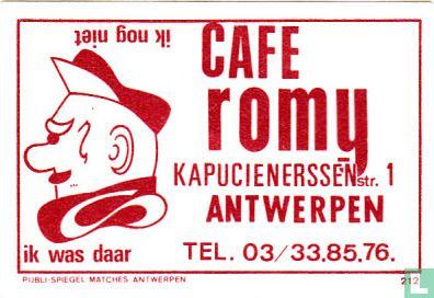 Cafe romy - Image 1