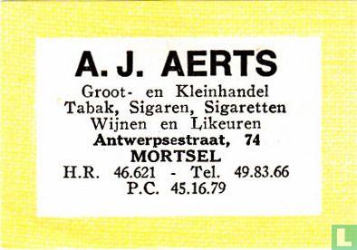 A.J. Aerts