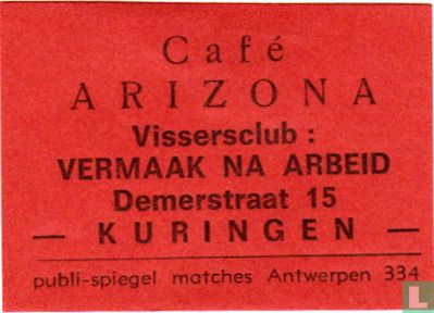 Café Arizona - Vissersclub - Image 1