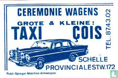 Ceremoniewagens - Taxi Cois - Afbeelding 1